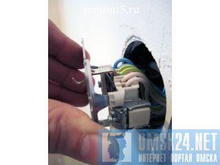 Услуги электрика в Омске. Омск 24