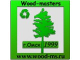 Логотип Wood-masters(Вуд-мастерс).Мебельная компания.