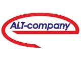 Логотип ALT-company, рекламно-производственная компания, ИП Тувашев А.В.