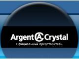 Логотип Argent Crystal, сеть салонов мебели для ванных комнат