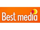 Логотип Best Media, рекламная группа