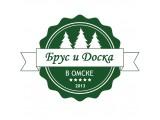 Логотип Брус и доска