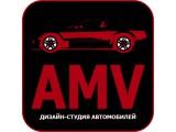 Логотип AMV-avto