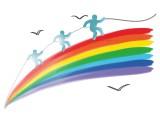Логотип Радуга, ООО