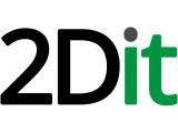 Логотип 2Dit, ООО