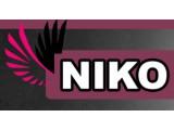 Логотип Нико мебель