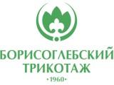 Логотип Борисоглебский трикотаж