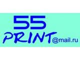 Логотип 55Print