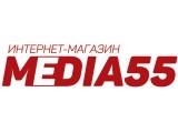 Логотип Media55, интернет-магазин